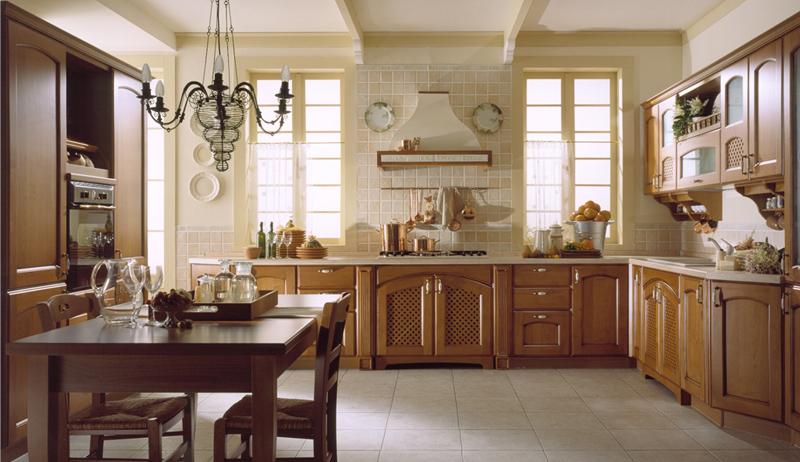 Classic kitchen design ipc200 unique kitchen designs for Classic house interior design