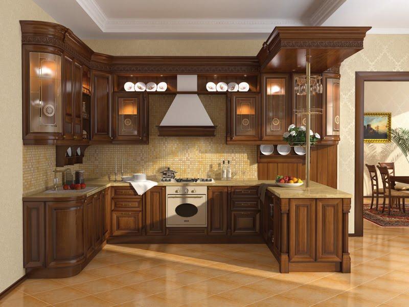 Kitchen cabinets doors design hpd406 kitchen cabinets for Woodwork kitchen designs